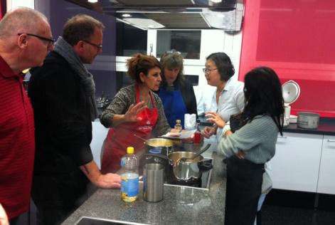Internationale Kochabende für Frauen und Männer