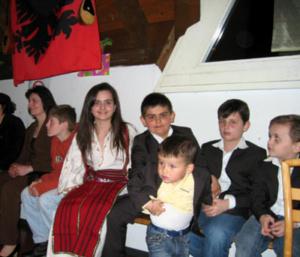 Albanische Gedichte, Musik.