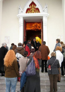 BESUCH - Buddhistisches Zentrum 2008