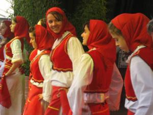 GRENCHENFEST - TRADITIONELLE TÄNZE 2008