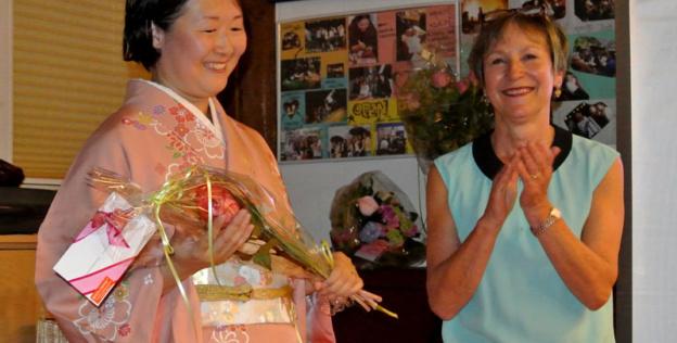Japan zu Gast im Lindenhaus