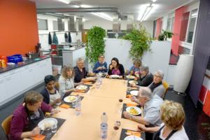 Donnerstag, 28. November ITALIENISCHE KÜCHE mit Lionel & Maria Privé