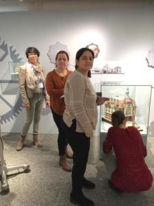 Besuch um Kulturhistorischen Museum